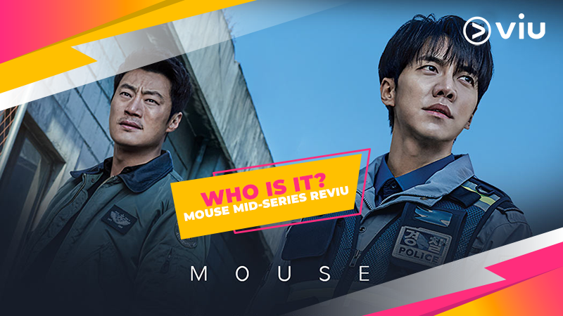 Who Is It?? Mouse (Mid-Series ReViu)