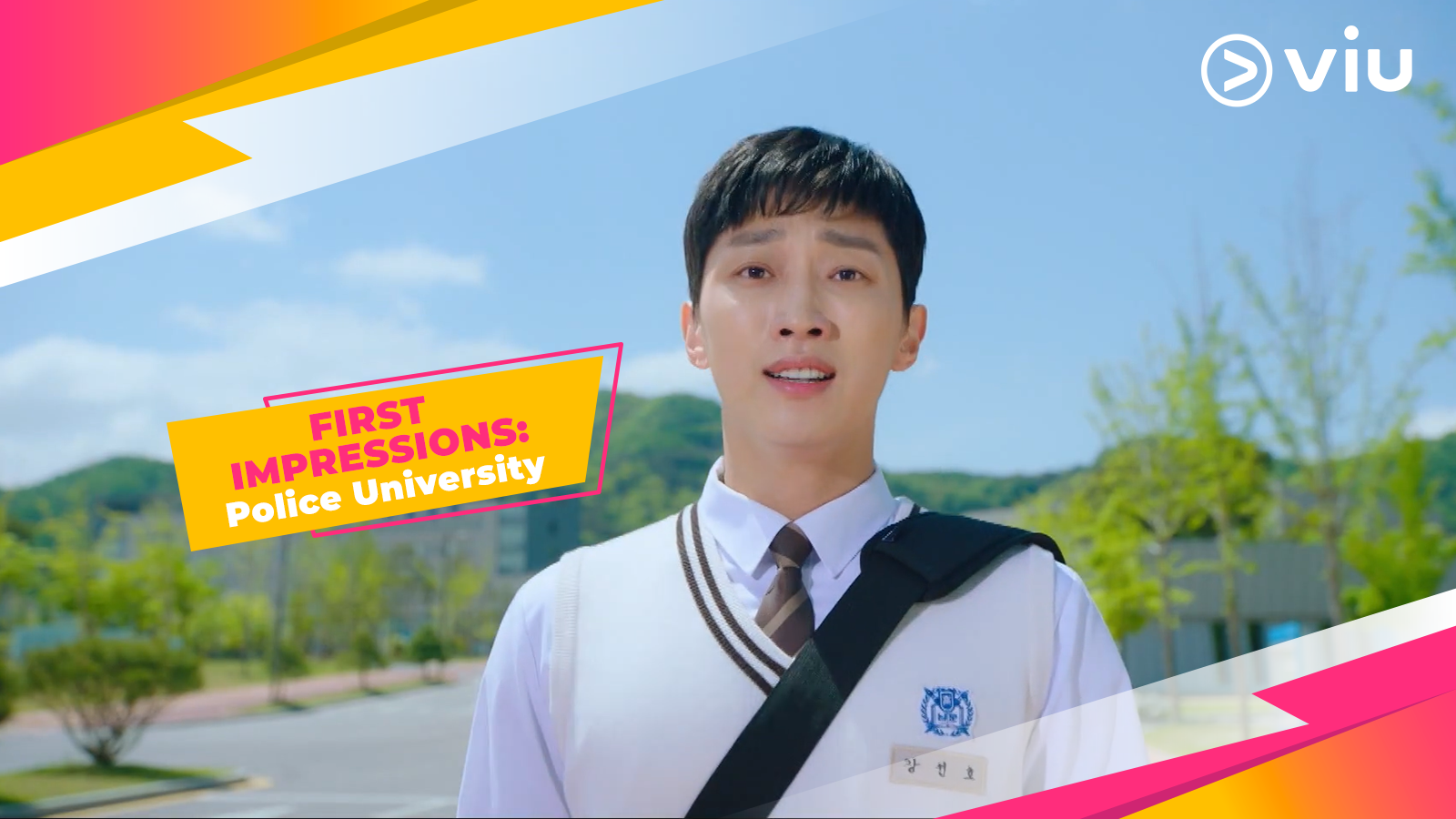 First Impressions: Police University